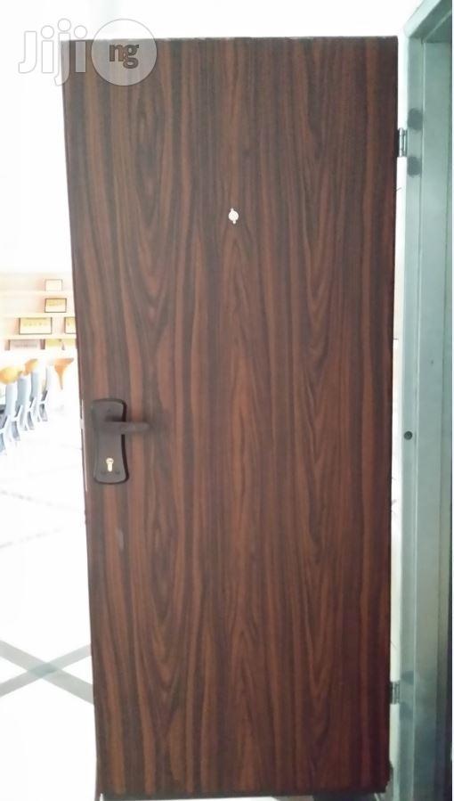 3ft Isreali Security Door