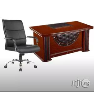 1.4 Executive Office Table With Chair | Furniture for sale in Lagos State, Yaba