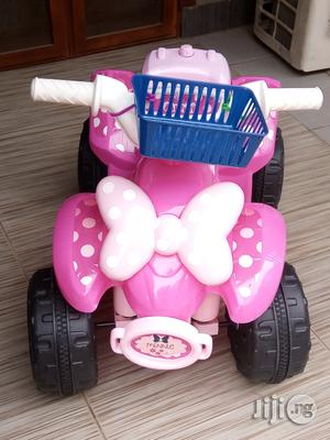 Tokunbo UK Used Minnie Mouse Power Wheel From 1+ to 6years   Toys for sale in Lagos State, Ikeja