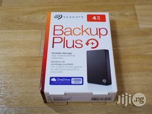4tb Seagate Backup Plus External Hard Disk Drive | Computer Hardware for sale in Lagos State, Ikeja