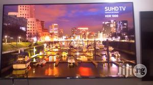 "60"" Samsung SUHD 4K Quantum Dot Smart TV UE60KS7080 | TV & DVD Equipment for sale in Lagos State, Ojo"
