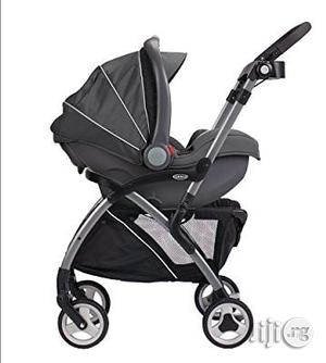 Tokunbo UK Used Graco Baby Car Seat With Stroller | Prams & Strollers for sale in Lagos State, Ikeja
