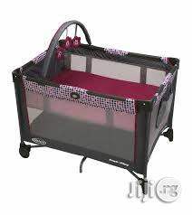 Park And Play Travel Cot | Children's Furniture for sale in Lagos State, Lagos Island (Eko)