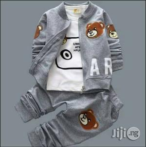 Boys 3pcs Trendy Wear   Children's Clothing for sale in Lagos State, Surulere