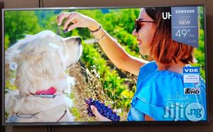 """Latest 49"""" Samsung 4K UHD Smart TV Powered by Iot   TV & DVD Equipment for sale in Lagos State"""