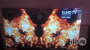 """Ultra Thin 65"""" Curved Samsung SUHD 4K Quantum Dot Smart TV   TV & DVD Equipment for sale in Lagos State, Ojo"""