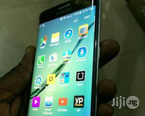 Samsung Galaxy S6 Edge Plus 32 GB Black | Mobile Phones for sale in Edo State, Benin City
