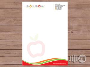 Letter Head Special Paper | Computer & IT Services for sale in Lagos State, Shomolu