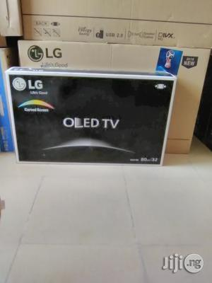 Lg 32inchs LED Curve Tv | TV & DVD Equipment for sale in Lagos State, Ojo