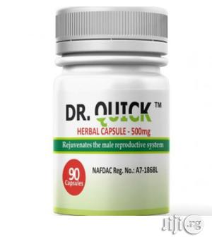 Dr Quick Herbal Capsule | Vitamins & Supplements for sale in Abuja (FCT) State, Central Business District