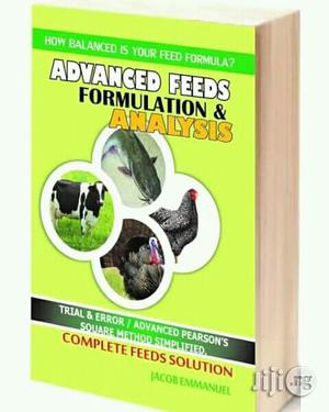 Advance Feed Formulation Book And Software For Livestock   Books & Games for sale in Lagos State, Ajah