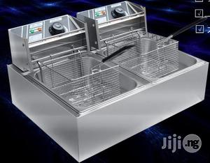 Electric Two Basket Deep Fryer | Restaurant & Catering Equipment for sale in Lagos State, Ajah