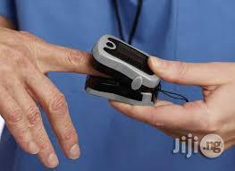 Medline Finger Pulse Oximeter   Medical Supplies & Equipment for sale in Lagos State, Lagos Island (Eko)