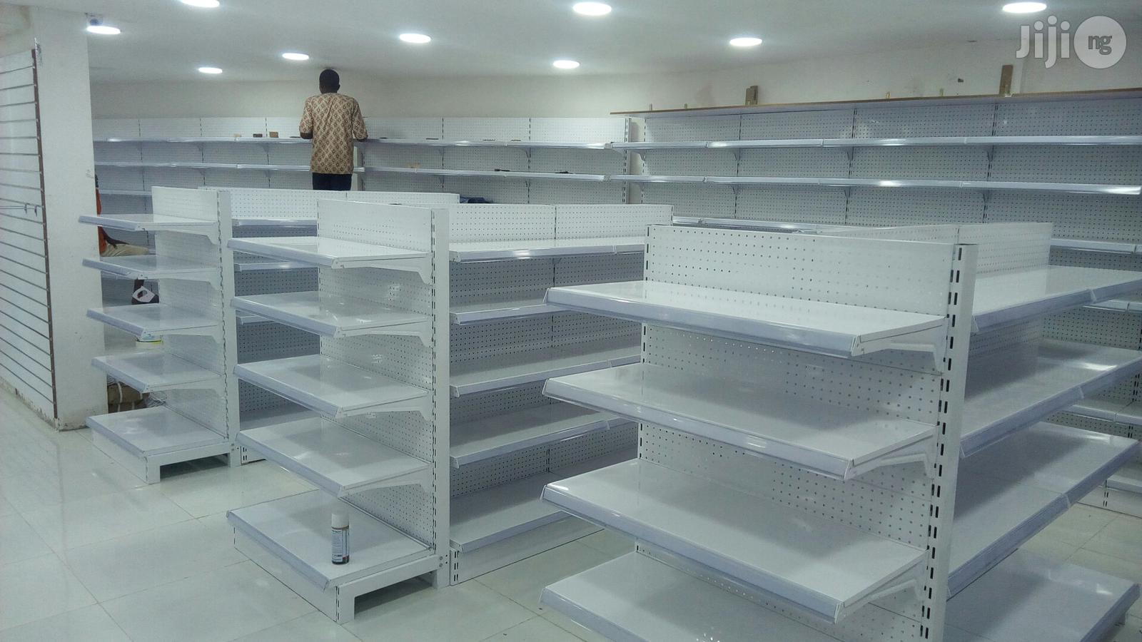 Archive: High Quality Supermarket Shelves At Affordable Prices