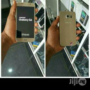 Samsung Galaxy S6 32 GB Gold | Mobile Phones for sale in Lagos State, Ajah