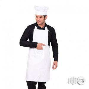 Kitchen Apron With Cap   Kitchen & Dining for sale in Lagos State, Surulere