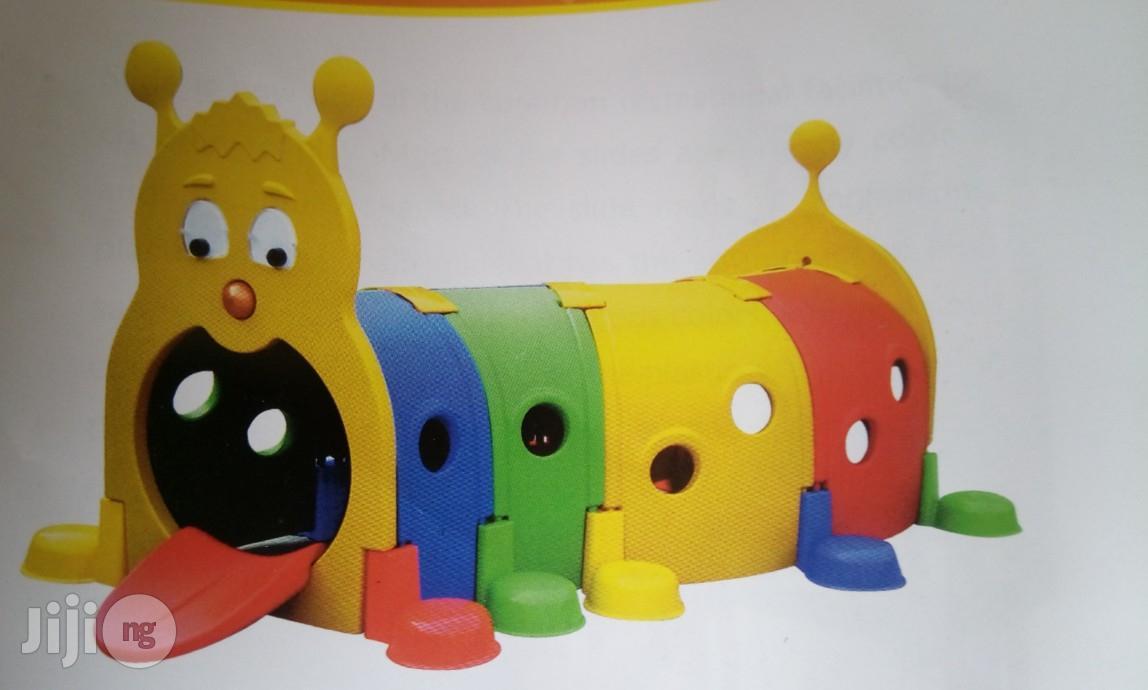 Kiddies Character Playground Tunnel