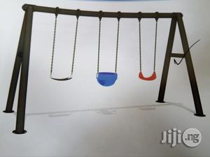 Outdoor Playground Slide Available For Sale   Toys for sale in Lagos State, Ojodu