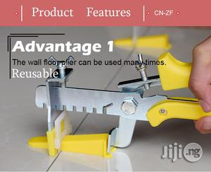 Tile Leveling System Wall/ Floor Plier | Hand Tools for sale in Abuja (FCT) State, Central Business District