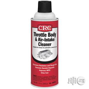 CRC Throttle Body And Air - Intake Cleaner | Vehicle Parts & Accessories for sale in Lagos State, Amuwo-Odofin