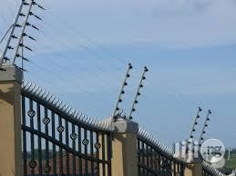 Electric Security Perimeter Fencing Installation | Building & Trades Services for sale in Lagos State, Lagos Island (Eko)