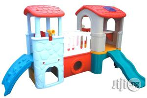 Playground House With Slides | Toys for sale in Lagos State, Ojodu
