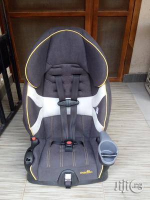 Tokunbo UK Used Even Flo Toddlers Baby Car Seat   Children's Gear & Safety for sale in Lagos State