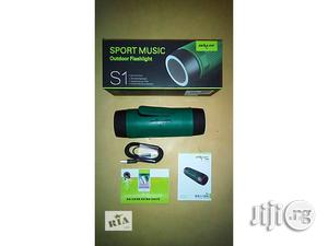 Zealot S1 Bluetooth Speaker With Power Bank and LED Light | Audio & Music Equipment for sale in Rivers State, Port-Harcourt