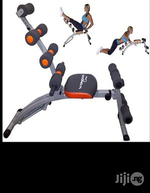 Brand New Six Packs and Total Fitness Wonder Core   Sports Equipment for sale in Rivers State, Port-Harcourt