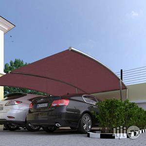 Carport Shade And Swinmming Pool Cover Matal Gate   Building Materials for sale in Lagos State