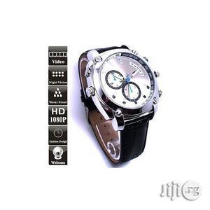 IR Night Vision 1080P HD 8GB Hidden Camera Watch   Security & Surveillance for sale in Lagos State, Amuwo-Odofin