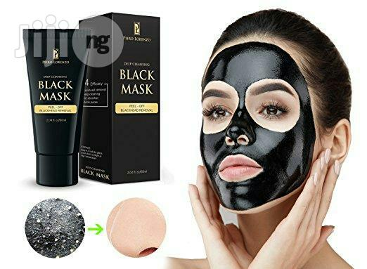 Deep Cleansing Black Mask Whitening Camplex.