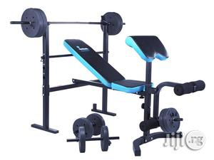Standard Weight Bench for Industrial and Home Use   Sports Equipment for sale in Rivers State, Port-Harcourt