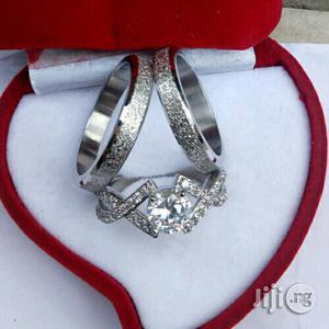 Original Romania Silver Wedding Rings | Wedding Wear & Accessories for sale in Lagos State, Ilupeju