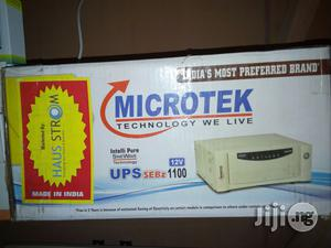 1.1kva 12volts Microtek Inverter India | Solar Energy for sale in Lagos State, Ojo