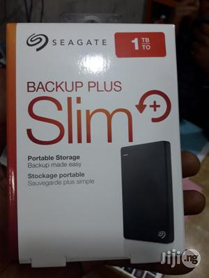 Seagate 500GB Back-up Slim | Computer Hardware for sale in Lagos State, Ikeja