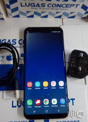 Samsung Galaxy S8 Plus 64 GB Blue | Mobile Phones for sale in Lagos State, Ikoyi