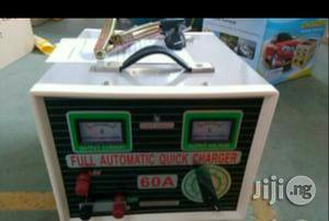 12V, 24V 60A Full Automatic Battery Charger   Vehicle Parts & Accessories for sale in Lagos State, Ojo