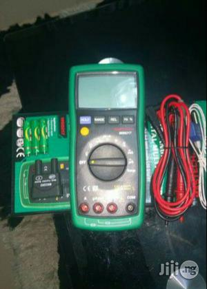 Mastech MS8217 Autoranging Multimeter   Measuring & Layout Tools for sale in Lagos State, Ojo