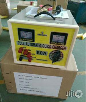 12V-48V 60amps Full Automatic Battery Charger   Vehicle Parts & Accessories for sale in Lagos State, Ojo