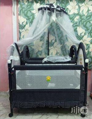 Baby Bed 2 In 1   Children's Furniture for sale in Lagos State, Lagos Island (Eko)