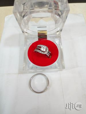 Set Of 3 Original USA Silver Wedding & Engagement Ring | Wedding Wear & Accessories for sale in Lagos State