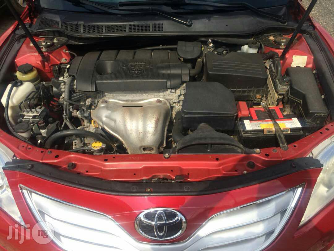 Toyota Camry 2011 Red | Cars for sale in Ikeja, Lagos State, Nigeria