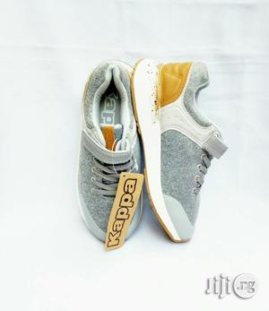 Ash and White Canvas | Children's Shoes for sale in Lagos State, Lagos Island (Eko)