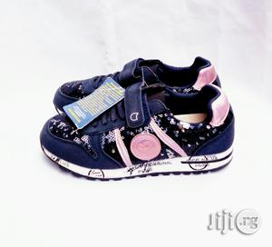 Navy Blue Canvas Sneakers | Children's Shoes for sale in Lagos State, Lagos Island (Eko)