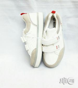 White Canvas Sneakers   Children's Shoes for sale in Lagos State, Lagos Island (Eko)