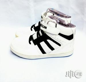 White High Top Ankle Canvas   Children's Shoes for sale in Lagos State, Lagos Island (Eko)
