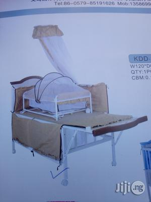 2 In 1 Baby Bed   Children's Furniture for sale in Lagos State, Lagos Island (Eko)
