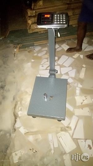 TOMA Digital Weighing Scale 150kg , 300kg | Store Equipment for sale in Lagos State, Amuwo-Odofin