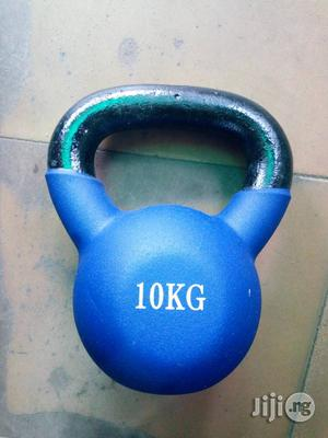10kg Kettle Bell Available | Sports Equipment for sale in Rivers State, Port-Harcourt